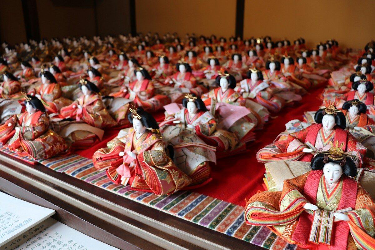 雛の国 八女のぼんぼん祭り